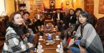 TARIHÇI - Çinli Gazeteciler'den Mardin Çıkarması