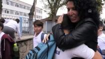 ÖĞRENCİ SERVİSİ - Çocuk Sevgisi 'Servis Şoförü' Yaptı