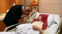 CUMHURBAŞKANı - Başkan Erdoğan'dan anlamlı ziyaret