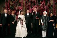 NİKAH ŞAHİDİ - Cumhurbaşkanı Erdoğan, İlker Aycı'nın Nikah Şahidi Oldu