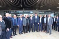TOPLANTI - Denizli'de AK Parti İl Teşkilatı Temayül Yoklaması Yaptı