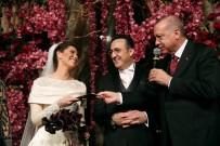 CUMHURBAŞKANı - Erdoğan Nikah Şahidi Oldu