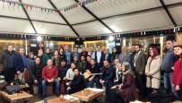 KıRAATHANE - Erzurum'da 'Sarı Salkım Şiir Akşamları' Başladı