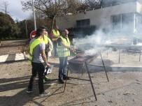 İÇİŞLERİ BAKANI - Fransa'da 'Sarı Yelekliler' Eyleme Devam Ediyor