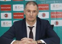BEŞİKTAŞ - Gaziantep Basketbol-Beşiktaş Sompo Japan Maçının Ardından