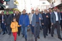 İMAM HATİPLER - Giresun'da Mevlid-İ Nebi Yürüyüşü