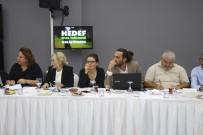 DOĞU AKDENİZ - 'HESTOUREX 2019' Fuarı Çalışmaları Başladı
