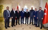 ŞEHİT AİLELERİ - Kahramanlardan Ertürk'e Anlamlı Ziyaret