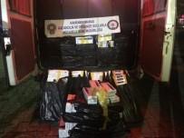 İL EMNİYET MÜDÜRLÜĞÜ - Kahramanmaraş'ta Kaçak Sigara Operasyonu