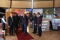 DOĞU ANADOLU - Kıl Çadır Restoran Hizmete Açıldı
