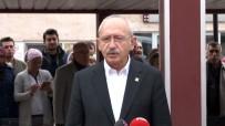 İBN-İ SİNA - Kılıçdaroğlu Açıklaması Başımız Sağ Olsun