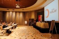 ÇUKUROVA ÜNIVERSITESI - Kızılay'dan 'Geçim Kaynaklarını Geliştirme' Çalıştayı