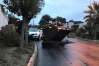 DİREKSİYON - Kuşadası 2 Ayrı Trafik Kazası; 1 Yaralı