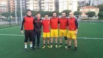 AMATÖR KÜME - Maçta Kalp Krizi Geçiren Futbolcu Hayatını Kaybetti
