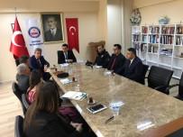 TOPLANTI - Marmara'da Uyuşturucu İle Mücadele Toplantısı Düzenlendi