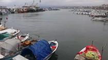 GıRGıR - Marmara Denizi'nde Ulaşıma Poyraz Engeli