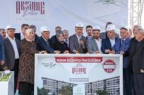 CUMHURBAŞKANı - Meram'da Aksinne Evlerinin Temeli Atıldı