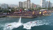 GALATASARAY - Narenciye Festivali İkinci Gününde De Coşkuyla Sürdü