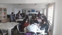 DOĞU ANADOLU - Öğrencilerden Kütüphaneye Yoğun İlgi