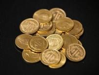 İTALYA - Ons altın 5 haftanın en düşük seviyesini gördü