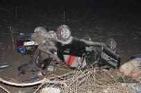 DİREKSİYON - Ortaca'da Trafik Kazası; 3 Yaralı