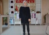 PROTEZ BACAK - (Özel) Rabia'nın Tek İsteği Daha Hızlı Koşmak