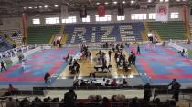 TÜRKİYE - Rize'deki Karate Şampiyonası Sona Erdi