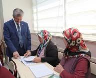 OKUMA YAZMA KURSU - Şahinbey Belediyesi Okuma-Yazma Öğrenenlere Kahve Fincanı Hediye Ediyor