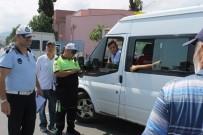 TOPLU TAŞIMA - Samsun Büyükşehir'den 'Güvenli Ulaşım' Hamlesi