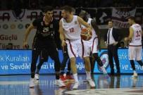 BEŞİKTAŞ - Tahincioğlu Basketbol Süper Ligi Açıklaması Gaziantep Basketbol Açıklaması 63 - Beşiktaş Sompo Japan Açıklaması 56