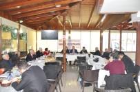 YOL HARITASı - Tüketici Dernekleri İznik'te Toplandı