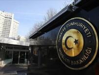 DIŞİŞLERİ BAKANLIĞI SÖZCÜSÜ - Türkiye KKTC'nin kıta sahanlığında arama yapacak