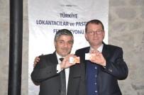 MUSTAFA YAVUZ - Yerli Ve Milli Yemek Kartı 'Yemekmatik' İzmir'de Tanıtıldı
