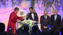 NİKAH ŞAHİDİ - Yıldırım, Damada 'Başarılı Evliliğin Sırrı'nı Verdi; 'İtaat Et, Rahat Et'