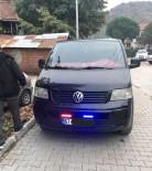 İL EMNİYET MÜDÜRLÜĞÜ - Zonguldak'ta Çakarlı Araca 2 Bin 4 TL Ceza