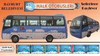 GAZILER - 5 Adet Halk Otobüsü Hizmete Başlıyor