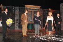 ÇOCUK OYUNLARI - Alaittin Eraslan Tiyatro Günleri'ne Yıldız Yağmuru