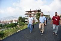 BOSTANCı - Alanya'nın Caddeleri Yenileniyor