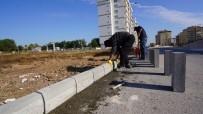 İMAM HATİP LİSESİ - Altınşehir Mahallesinde Kaldırım Çalışmalarına Başlanıldı