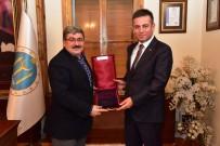 BARIŞ AYDIN - Ankara Milletvekili Aydın, Başkan Can İle Bir Araya Geldi