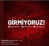 TÜRK MİLLİ TAKIMI - Antalyaspor Taraftar Grubundan Milli Maça Gitmeme Kararı