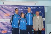 ARKAS SPOR - Arkas Spor'da Genç Oyuncular Avrupa'da Tecrübe Kazanacak