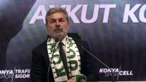 GALATASARAY - Aykut Kocaman, Atiker Konyaspor'a İmzayı Attı