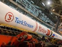 RUSYA DEVLET BAŞKANı - Bakan açıkladı: Dev projeden ilk gaz akışı 2019 yılı sonunda başlayacak