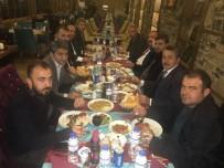 TAŞKıRAN - Başkan Tutal, Belediye Başkan Aday Adaylarıyla Buluştu