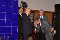 BELEDİYE ÇALIŞANI - Başkan Uçak Ve Ekibi Ankara'da Temaslarda Bulundu