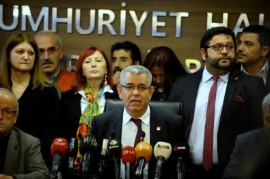 Bursa'da CHP'nin 9 İlçe Belediye Başkan Adayları Tanıtıldı