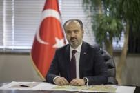 ALINUR AKTAŞ - Büyükşehir Tasarruftan Elde Ettiğini Hizmete Dönüştürüyor