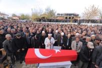 MUHARREM İNCE - CHP'li Bircan Edirne'de Son Yolculuğuna Uğurlandı