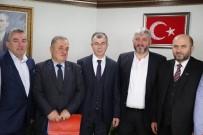 GÜRCISTAN - DKİB'den Artvin Valisi Doruk'a 'Hayırlı Olsun' Ziyareti